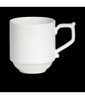 "AD Cup, 3 oz., 3-3/8""W x 2-1/2""H, porcelain, Rene Ozorio Concerto (USA stock ite"