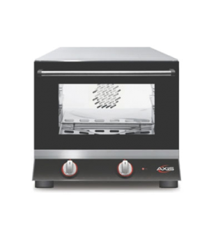 "Axis Convection Oven, countertop, 19'W x 22-3/16""D x 16-3/4""H, electric, 1/4 siz"