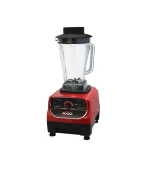 Axis Blender, 64oz. capacity, variable speed controls 1700 - 27000 rpm, plusing