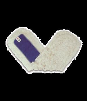 """Kut-A-Way® Dust Mop, 36"""" L x 5"""" W, cut-end, envelope-end backing, white"""