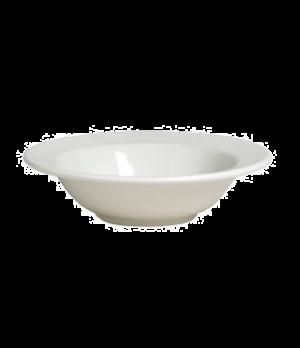 "Grapefruit Bowl, 10 oz., 6-1/2"" dia., round, fully vitrified china, Anfora, Amer"