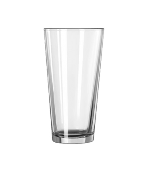 "Mixing Glass, 20 oz., DuraTuff®, Restaurant Basics  (H 6-3/4""; T 3-5/8""; B 2-1/2"