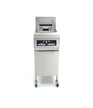 Ultra High Efficiency Electric Fryer, with Triac controls, open frypot design, C
