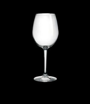 Wine/Nebbiolo Glass, 17 oz., laser cut, non-lead, crystal, Bormioli, Riserva (US