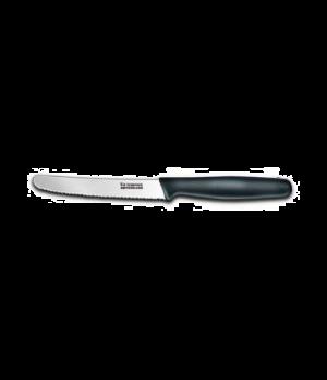 "Victorinox-« Steak Knife, 4-1/2"" round tip, black polypropylene handle, NSF"