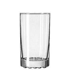 "Beverage Glass, 11-1/4 oz., Safedge® Rim guarantee, NOB HILL® (H 5""; T 2-3/4""; B"