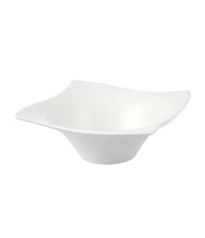 "Dip Bowl, 5-1/2"" x 5-1/2"", 5 oz., premium bone porcelain, New Wave Premium (Spec"