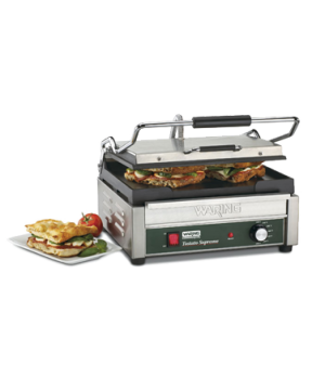 "Tostato Supremoâ""¢ Large Toasting Grill, electric, single, 14-1/2"" x 11"" cooking"