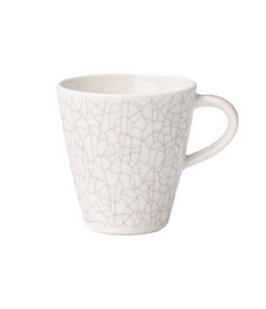 Espresso Cup, 3-1/4 oz., premium porcelain, Amarah Terra