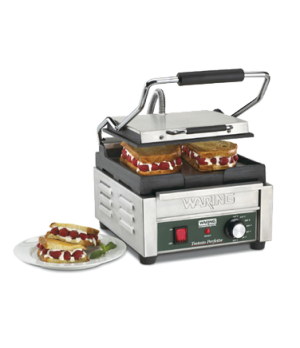 "Tostato Perfettoâ""¢ Compact Toasting Grill, electric, single, 9-1/4"" x 9-3/4"" co"