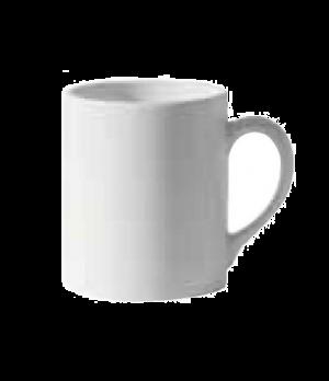 Cafe Coffee Mug, 10 oz. (0.28 liter), scratch resistant, oven & microwave safe,