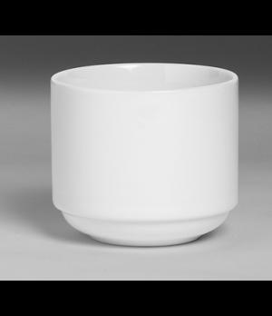 """Bouillon, 7 oz., 3-1/4"""" dia., round, porcelain, Rene Ozorio Concerto (USA stock"""