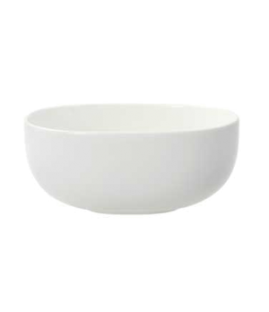 "Bowl, 6-1/4"" x 5-1/2"", 27 oz., premium porcelain, Urban Nature"