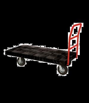 "Platform Truck, standard, 60""L x 30""W, high density polyethylene platform, molde"