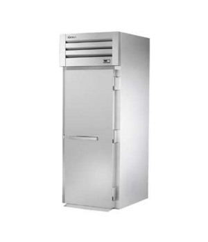 SPEC SERIES® Roll-in Refrigerator, one-section, stainless steel front, aluminum