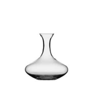 "Decanter, 33-3/4 oz., glass, clear, Vino Grande, Spiegelau (H 7-7/8""; T 2-1/2"";"