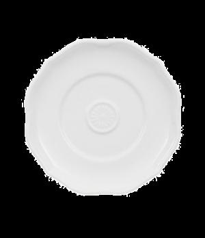 """Saucer, 7-1/2"""" (cup OCR's -2513) premium porcelain, La Scala"""