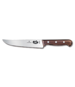 "Chef's Knife, 7"", 1-1/2"" width at handle, rosewood handle"
