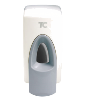 TC Skin Care Dispenser, 400ml, spray, wall-mounted, hand, soap or sanitizer disp