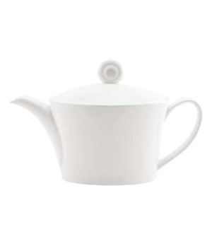 (0145) Fusion Teapot, 38.25 oz. (113.0 cl), large, with lid, bone china, microwa