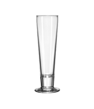 "Pilsner Glass, 12 oz., Safedge® Rim and foot guarantee, CATALINA®, (H 9""; T 2-5/"