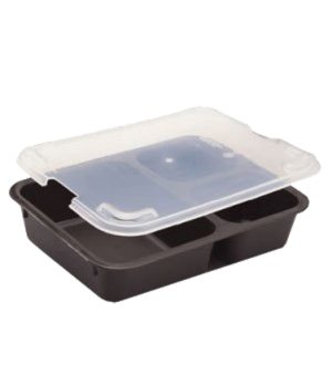 Lid for 853FCP, co-polymer, translucent