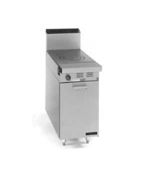 """Master Series Heavy Duty Range, gas, 17"""", Add-A-Unit, Front Fired Hot Top with r"""