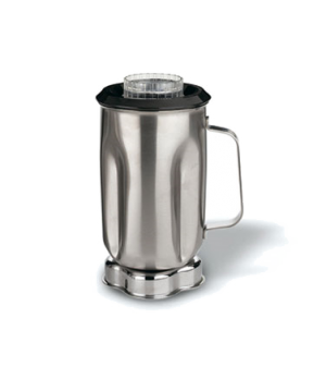 Blender Container, with lid, 32 oz., stainless steel, for BB900S, BB900P & BB900
