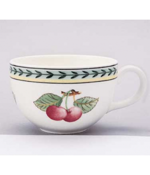 Cup #0, 13 oz., premium porcelain, French Garden-Dampierre (Special Order)