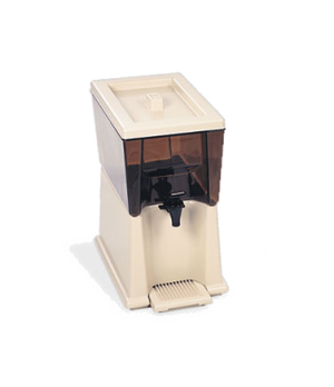 "Beverage Dispenser, 3 gallon, 16-3/4""W x 10-3/8""D x 18-7/8""H, includes: tank, ba"