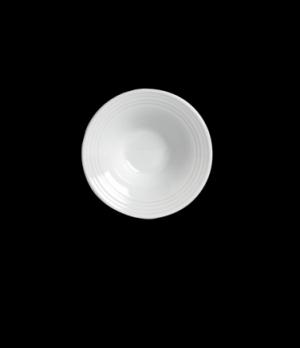 "Sauce Bowl, 1/2 oz., 3"" dia., round, porcelain, Aura-Stripe, Rene Ozorio porcela"