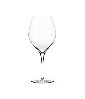 Wine Glass, 25-3/4 oz., seam-free, stem, flat foot, ClearFire™ glass, Rivere, (H