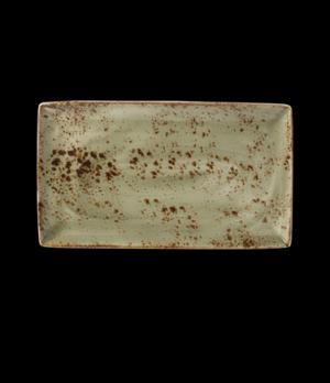 "Platter, 13"" x 7-1/2"", rectangular, narrow rim, freezer/microwave/dishwasher saf"