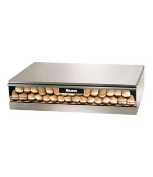 Bun Warmer, for models 75C, 75SCAND with 75BWS shelf, capacity 96 buns, 600 watt