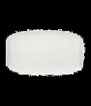 "Platter, 16-1/2"" x 9-1/2"", premium porcelain, Urban Nature"