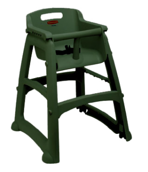 Sturdy Chair™ Youth Seat with Wheels, harness safety with release mechanism, wit