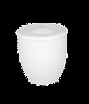 "Salt Shaker, 2-1/8"", premium porcelain, Universal"
