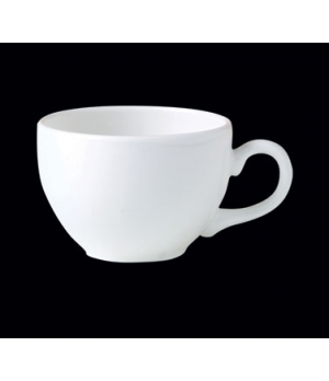 "Cup, 3 oz., 3-3/8"" x 1-3/4""H, low, Distinction, Monaco, Monaco White (USA stock"