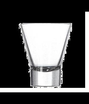 "Rocks Glass, 8-1/2 oz., Series V250, (H 4-1/8""; T 3-5/8""; B 2""; D 3-5/8"")"