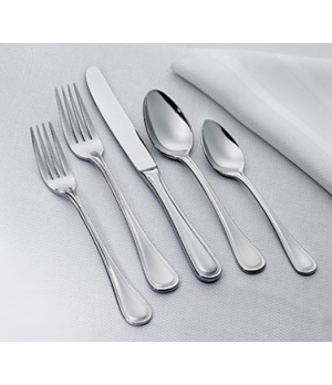 (701) Royal Thread European Dinner Fork, 18/10 stainless steel