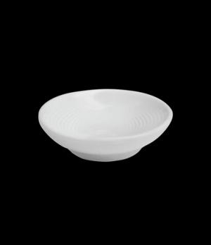 """Butter Dish, 2-3/4"""" dia., round, porcelain, Tria, Wish (minimum = case quantity)"""