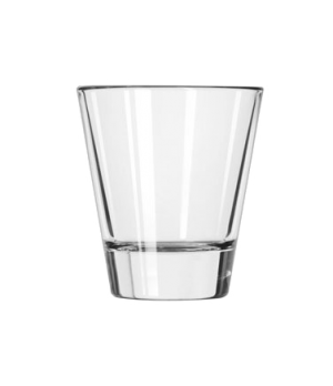 "Rocks Glass, 7 oz., DuraTuff®, Elan (H 3-5/8""; T 3-1/4""; B 2""; D 3-1/4"")"