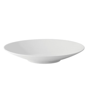 "Bowl, 63 oz. (1.86 liter), 12"" (30 cm), round, coupe, deep, porcelain, microwave"