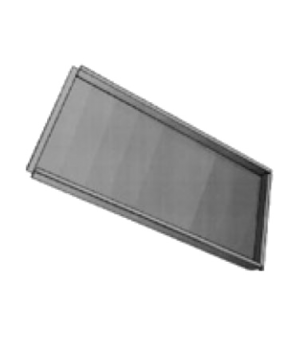 Grease/water tray for MCB-36