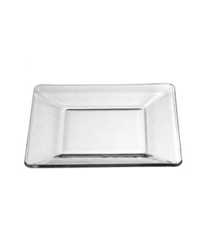 "Salad Plate, 8"", square, Tempo (H 5/8""; T 8""; D 8"")"