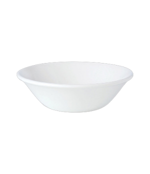 "Oatmeal Bowl, 14 oz., 6-1/2"" dia., round, vitrified china, Performance, Ivory, N"