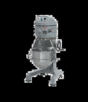 Planetary Mixer, 40 qt., floor model, 3-speed, #12 hub, front mounted controls,