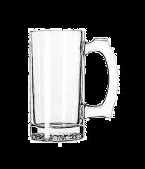 """Mug, 12 oz., handled, (H 5-1/2""""; T 2-3/4""""; B 2-3/4""""; D 4-5/8"""")"""