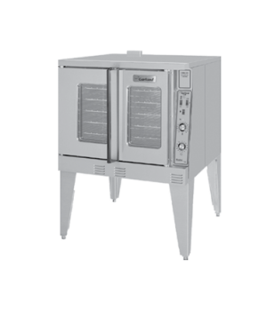 "Master Series Convection Oven, gas, single-deck, deep depth 43"", (2 speed fan, M"