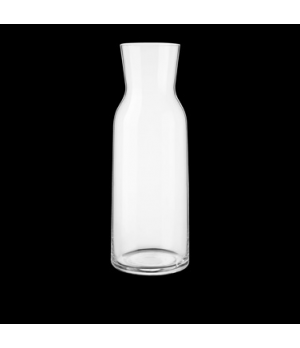 Carafe/Jug, 41 oz., glass, Bormioli, Aquaria (priced per case, packed 6 each per